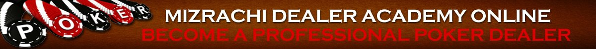 Certified Online Poker Dealer Training